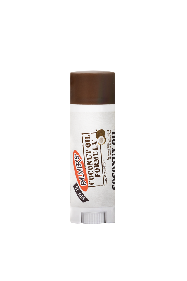 Coconut Oil Formula Lip Balm with SPF 15