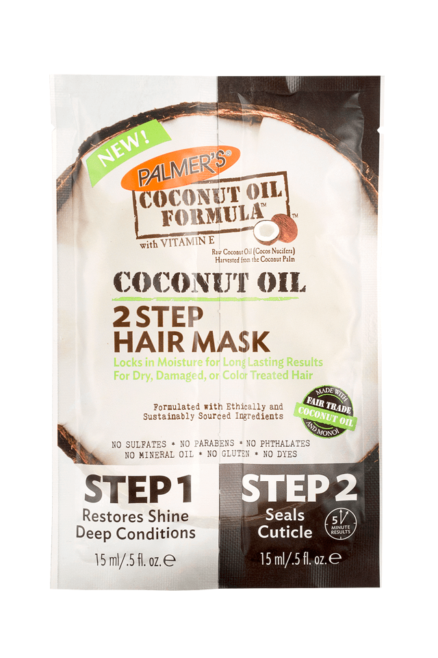Palmer's Coconut Oil Formula 2 Step Hair Mask