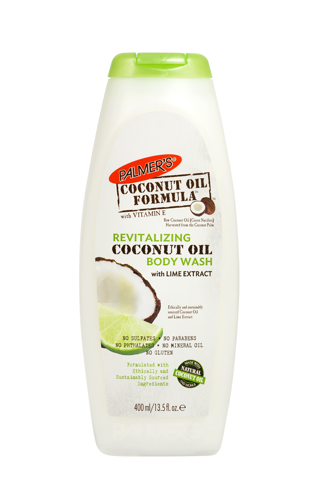 Palmer's Revitalizing Coconut Oil Body Wash with Lime Extract