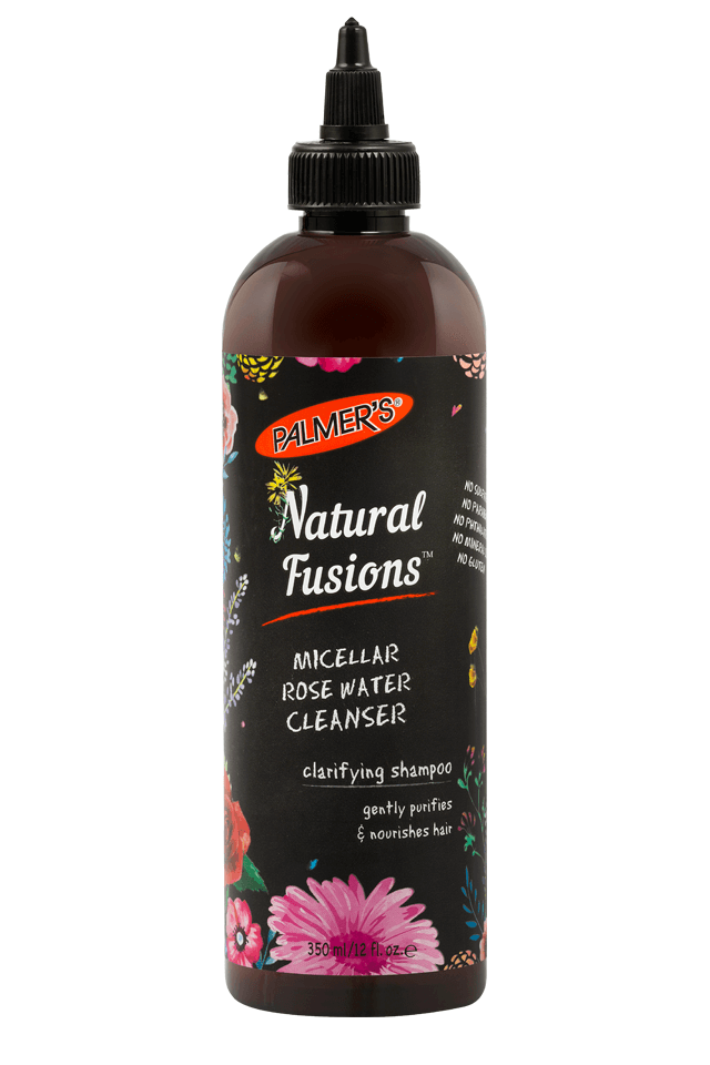 Palmer's Natural Fusions Micellar Rosewater Cleanser