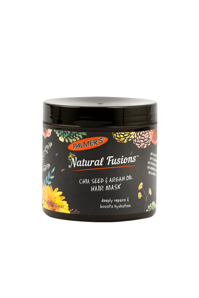 Palmer's Natural Fusions Chia Seed & Argan Oil Hair Mask