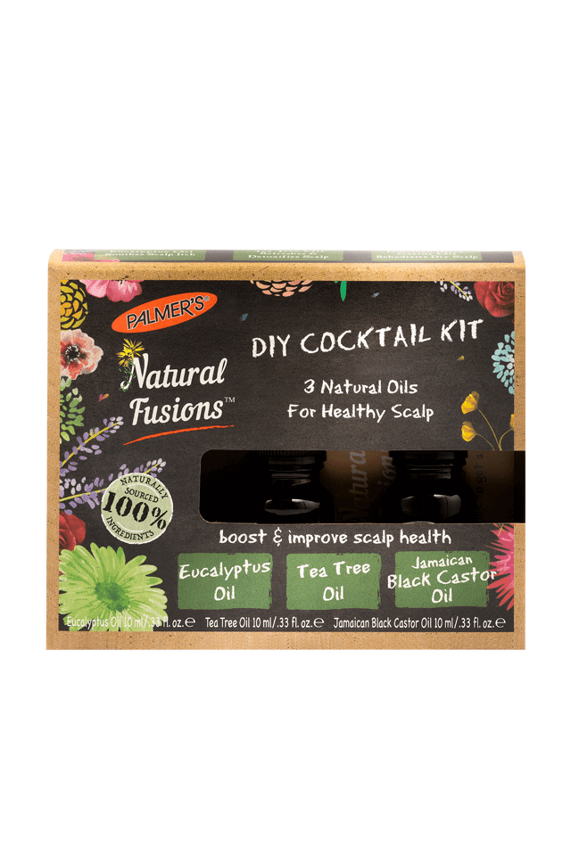 Palmer's Natural Fusions DIY Cocktail Kit - Healthy Scalp