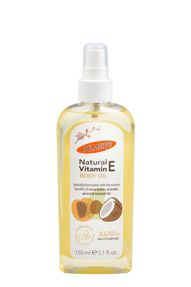 palmer's vitamin E body oil