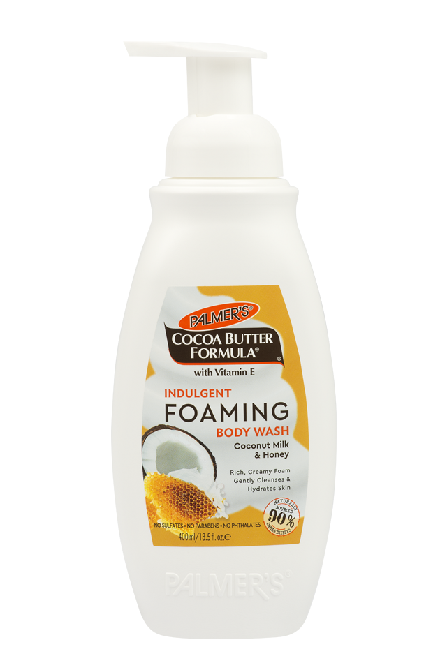 Palmer's Indulgent Foaming Body Wash 400ml