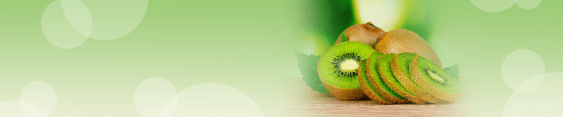 Header Image Kiwi Fruit