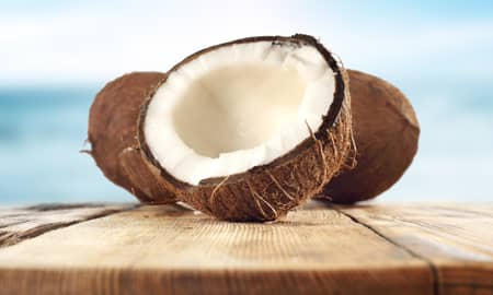 For the love of Coconut.