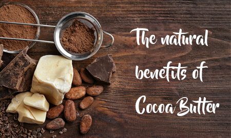 The Natural Benefits Of Cocoa Butter