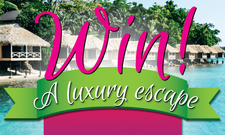 WIN A Luxury Escape!